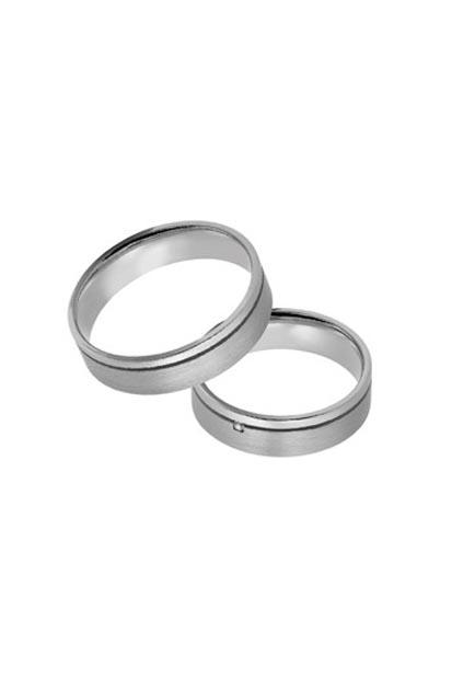 Aller Spanninga trouwringen model 947