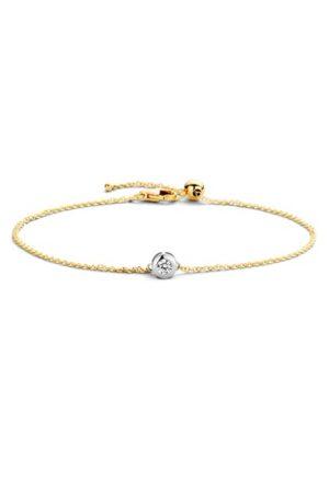 Blush armband met zirkonia - 2167BZI