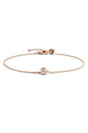 Blush armband met zirkonia - 2167RZI