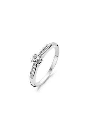 Blush ring met zirkonia - 1155WZI