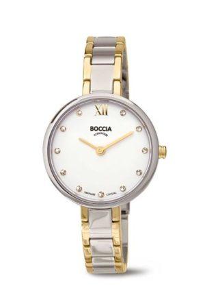 BOCCIA TITANIUM dames horloge - 3251-01