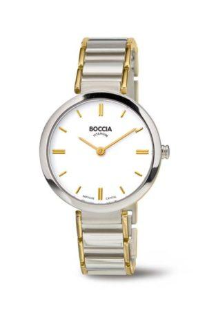 BOCCIA TITANIUM dames horloge - 3252-03