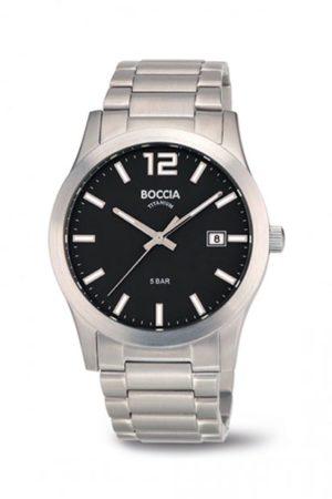 Boccia Titanium heren horloge - 3619-02