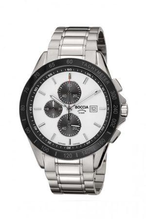 Boccia Titanium heren horloge - 3751-03