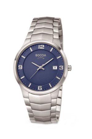 Boccia Titanium heren horloge - 3561-04