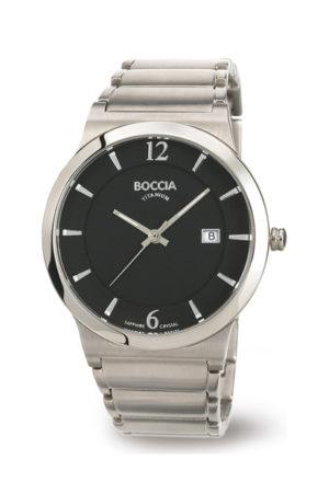 Boccia Titanium heren horloge - 3623-02