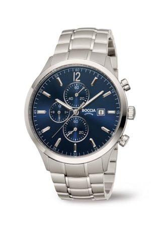 Boccia Titanium heren horloge - 3753-03