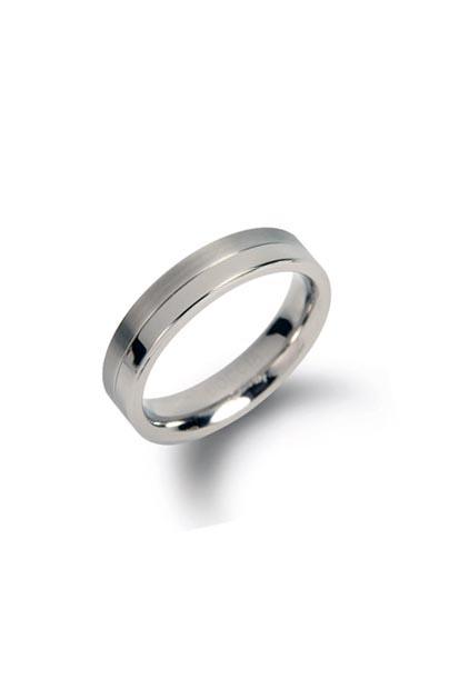 Boccia Titanium ring - 0129-01
