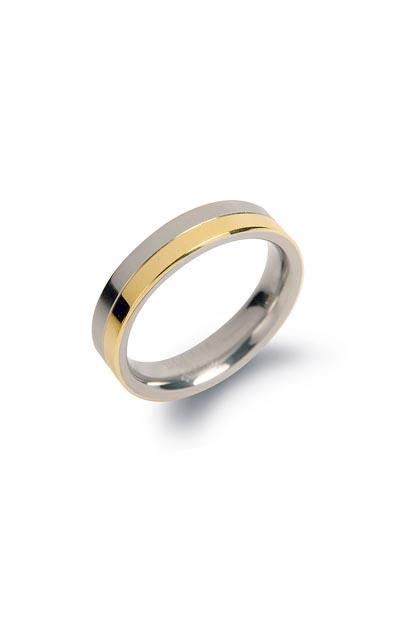 Boccia Titanium ring - 0129-02