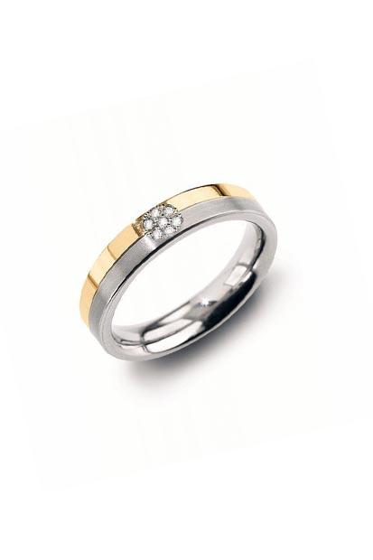 Boccia Titanium ring - 0129-06