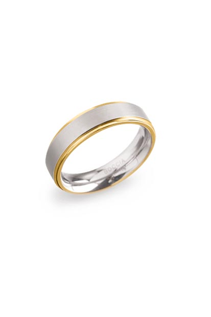 Boccia Titanium ring - 0134-05