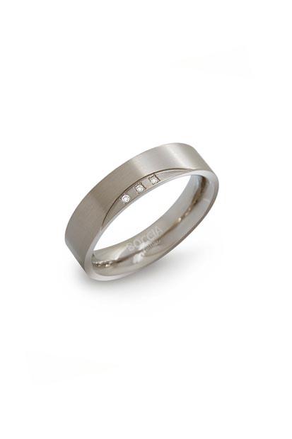 Boccia Titanium ring - 0138-02