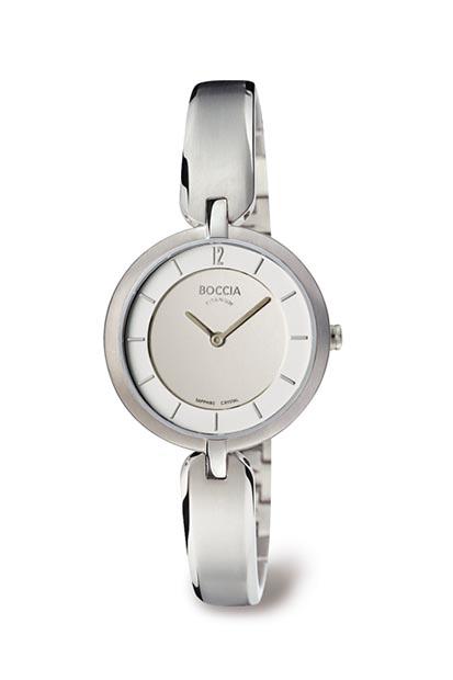Boccia Titanium dames horloge 3164-01