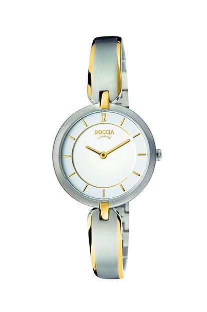 Boccia Titanium dames horloge 3164-03