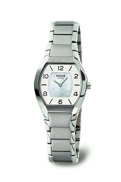 Boccia Titanium dames horloge 3174-01