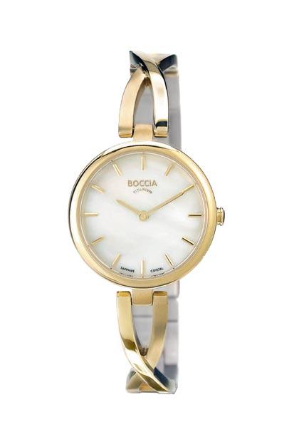 BOCCIA TITANIUM dames horloge 3239-03