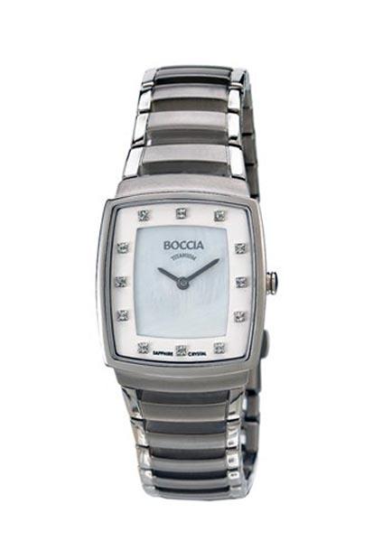 Boccia Titanium dames horloge 3241-01
