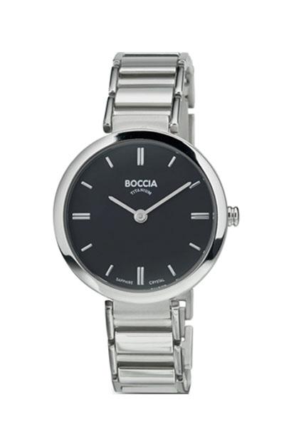 Boccia Titanium dames horloge 3252-02
