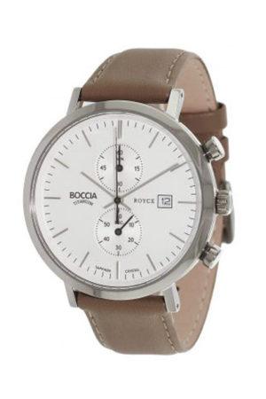 Boccia Titanium heren horloge 3752-01