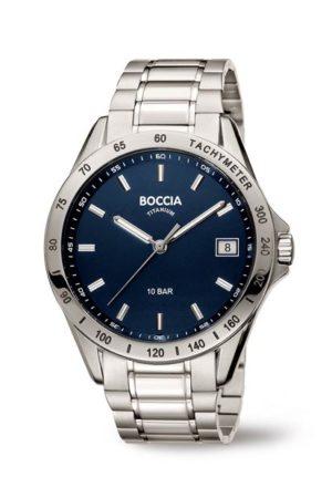 Boccia Titanium heren horloge 3597-01