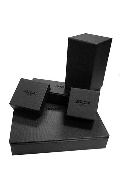 Boccia Titanium verpakking