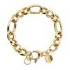 Bronzallure armband - WSBZ01222YY