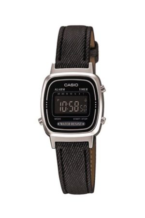 Casio dames horloge LA670WEL-1BEF