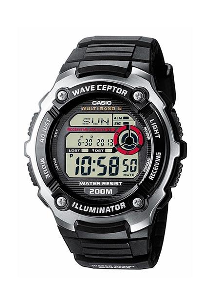 Casio Radio Controlled heren horloge WV-200E-1AVEF