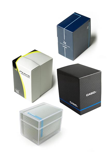 Casio verpakking