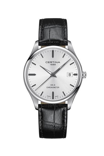 Certina DS-8 Chronometer heren horloge - C033.451.16.031.00