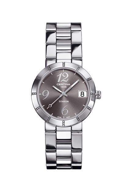 Certina DS Stella dames horloge - C009.210.44.082.00