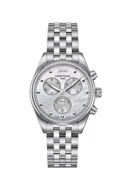 Certina DS-8 dames horloge - C033.234.11.118.00