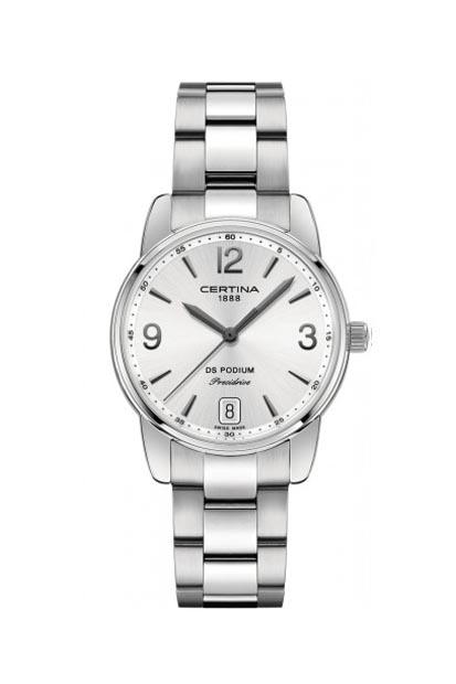 Certina DS Podium dames horloge - C034.210.11.037.00