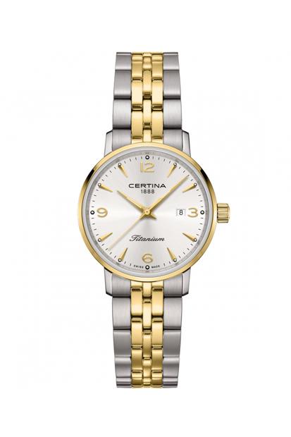 Certina DS Caimano Precidrive dames horloge - C035.210.55.037.02