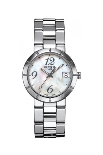 Certina dames horloge - C009.210.11.112.00