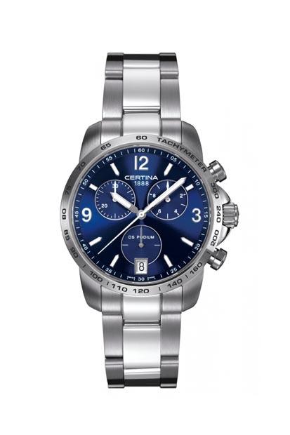 Certina DS Podium Precidrive heren horloge - C034.417.11.047.00