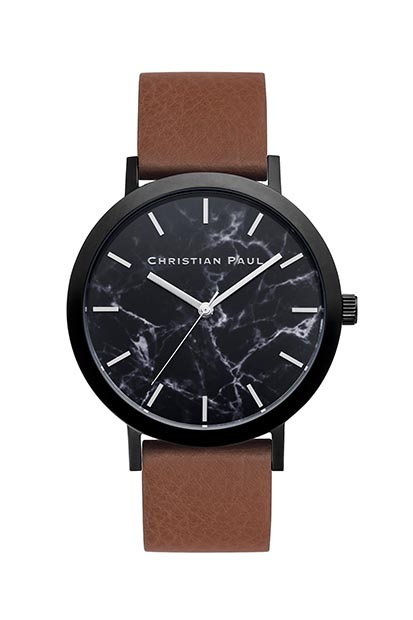 Christian Paul horloge Marble 43 mm CP-MR-02