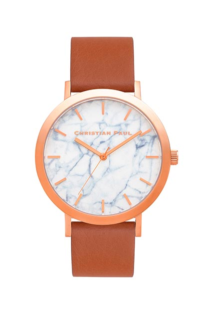Christian Paul horloge Marble 43 mm CP-MR-06