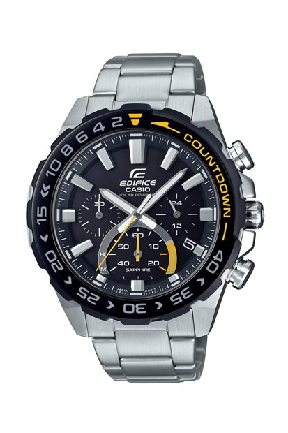 Edifice heren horloge - EFS-S550DB-1AVUEF