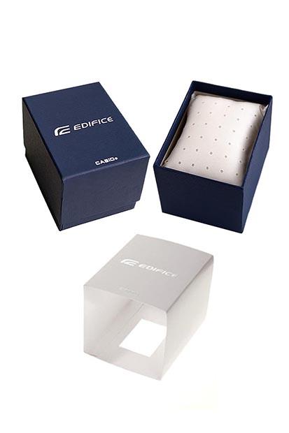 Edifice horloge verpakking