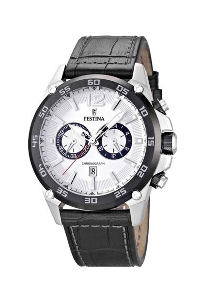 Festina heren horloge - F16673/1