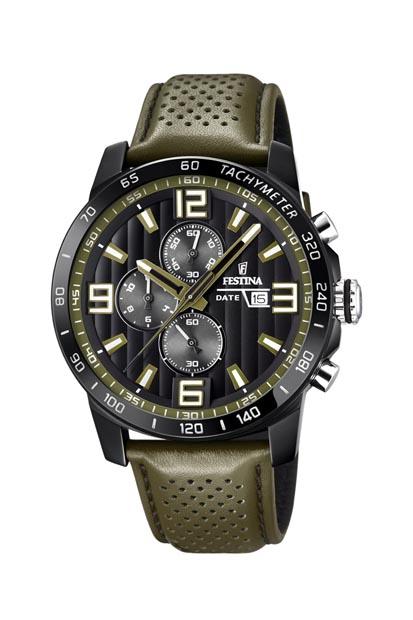 Festina heren horloge - F20339/2