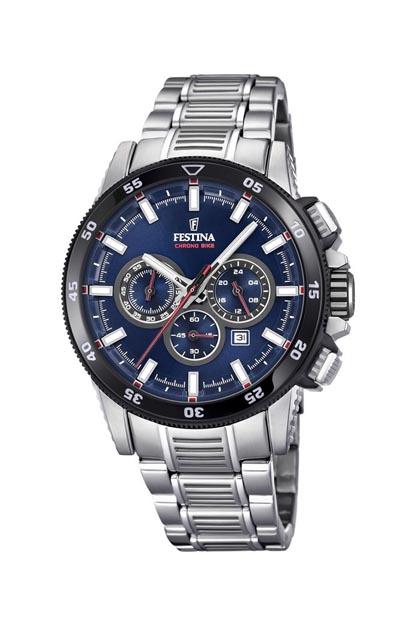 Festina heren horloge - F20352/3