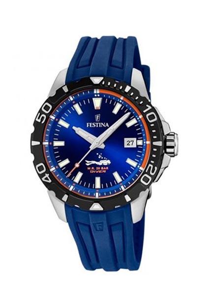 Festina heren horloge - F20462/1