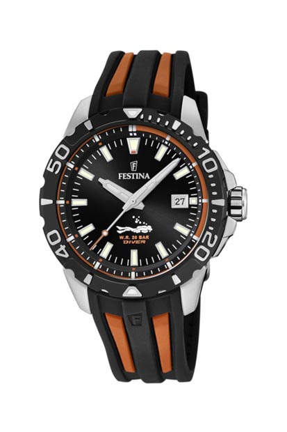 Festina heren horloge - F20462/3