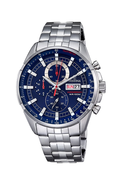 Festina heren horloge - F6844/3