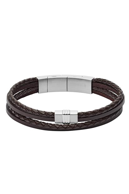 Fossil heren armband - JF02934040