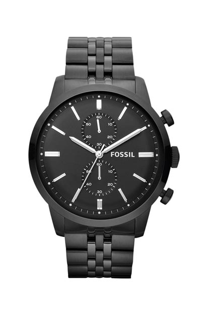 Fossil heren horloge - FS4787