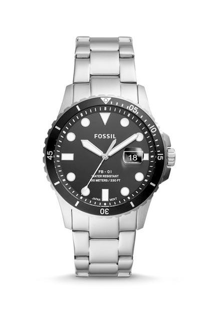 Fossil heren horloge - FS5652