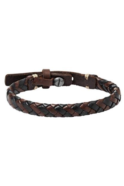Fossil heren armband JA5932716